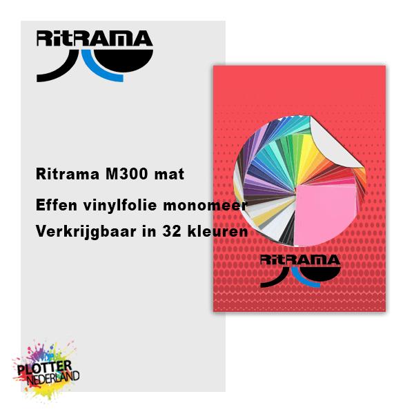 RIT | Ritrama vinylfolie glans (61cm/12.5mtr)