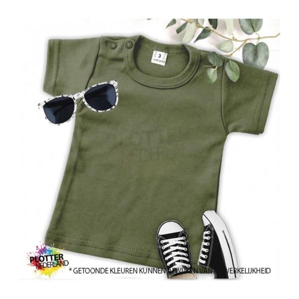 PNL   No label shirt KM (khaki)