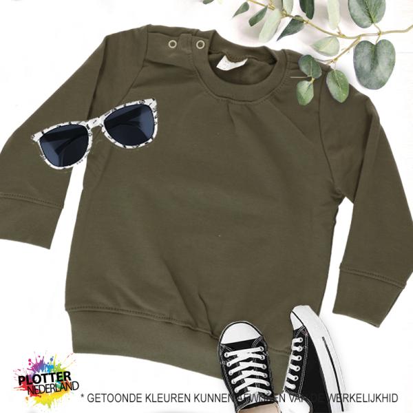 PNL | No label sweater (khaki)