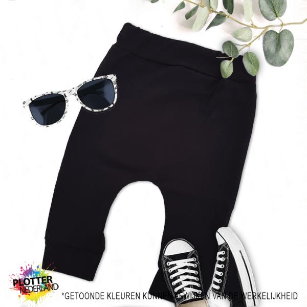 PNL | No label sweatpants (zwart)