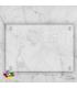 PNL | Plexiglas bordje (helder/15x15cm)