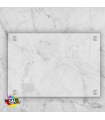 PNL   Plexiglas bordje (helder/15x15cm)