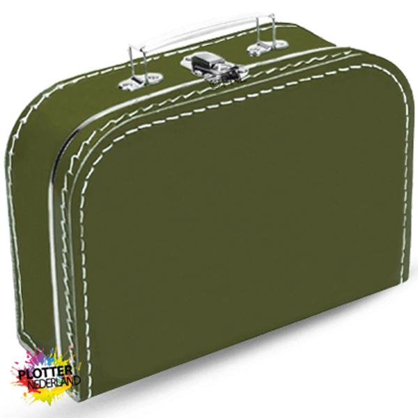 PNL | Kinderkoffertje khaki