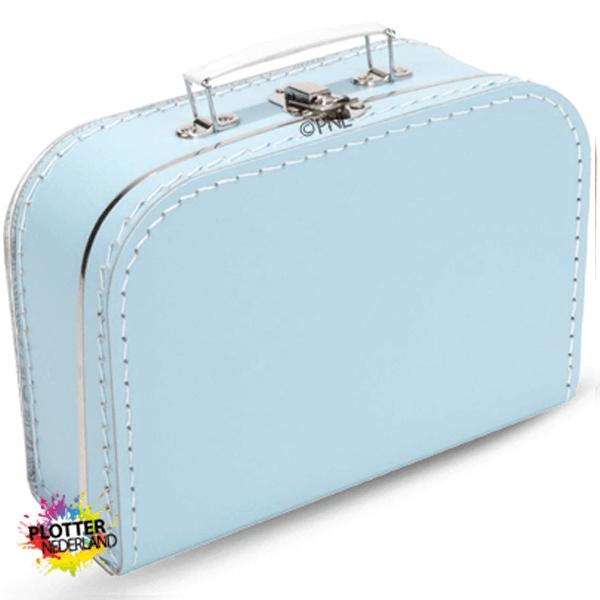 PNL | Kinderkoffertje lichtblauw