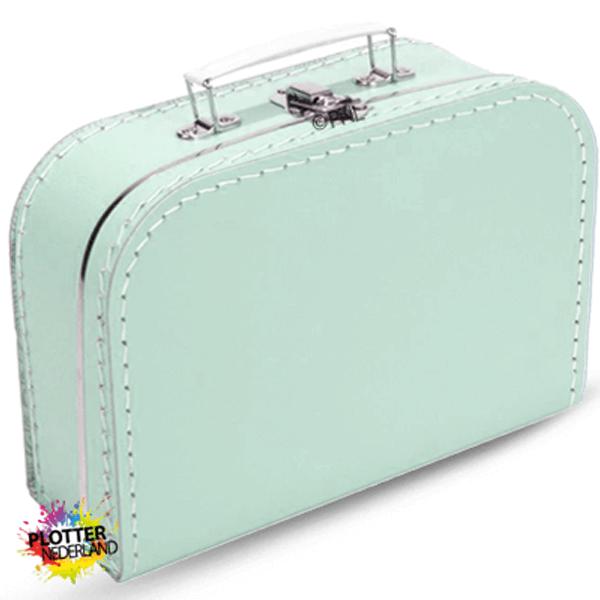 PNL | Kinderkoffertje mint