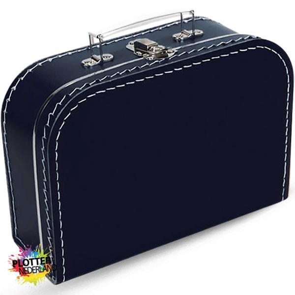 PNL | Kinderkoffertje donkerblauw