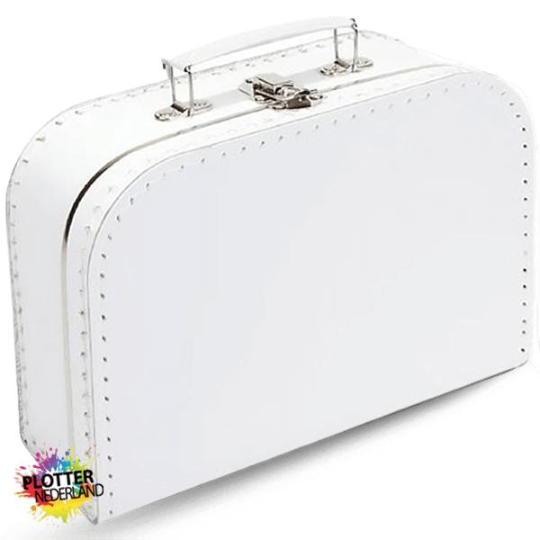 PNL | Kinderkoffertje wit