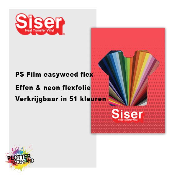 SIS | Siser P.S. film easyweed flex (50cm/12.5mtr)